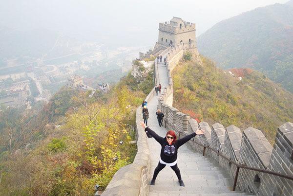 Highclimbers – Great Wall of China: 2013
