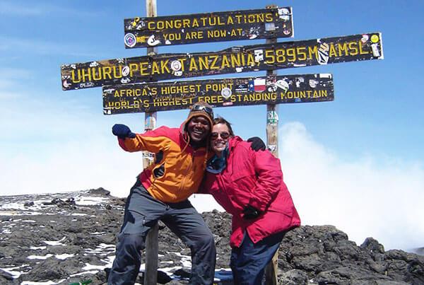 Highclimbers – Kilimanjaro: 2010