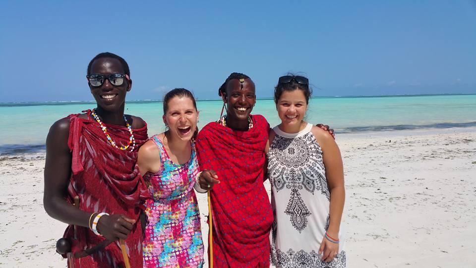 Career Development - Andrea Jeffery in Kenya