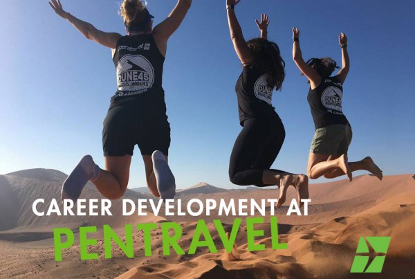Career Development at Pentravel