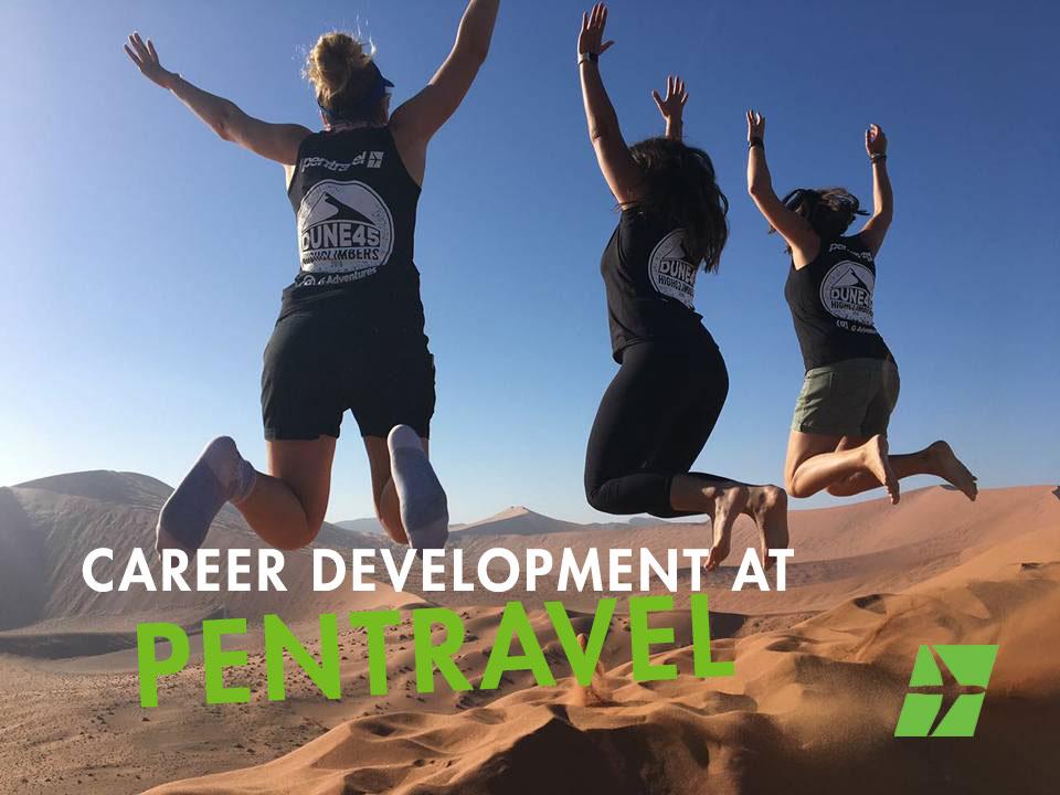 Career Development at Pentravel