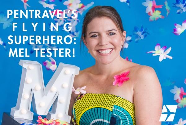 Pentravel's Mayor for 2017: Mel Tester