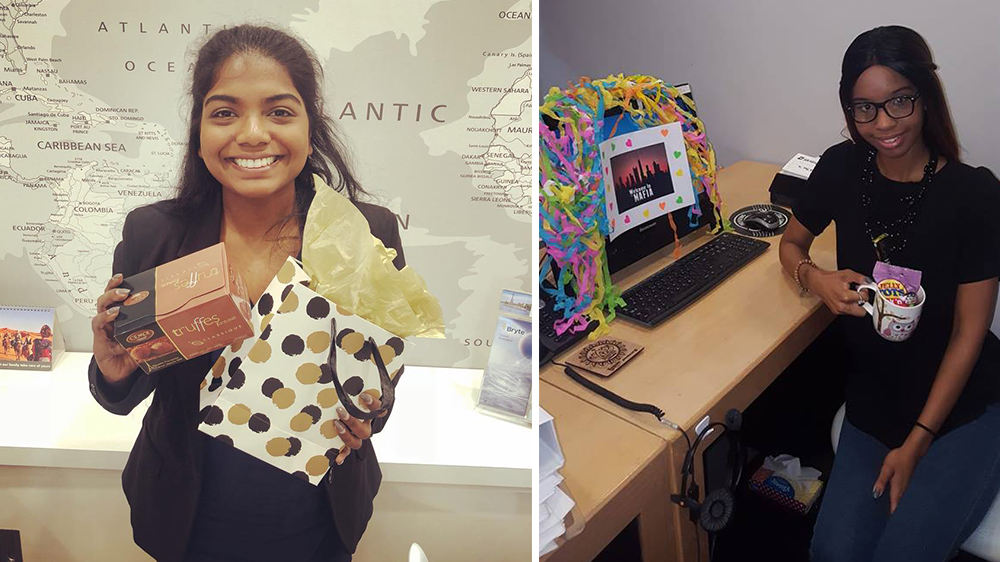 Shevani & Joy - New Pentravel Hires