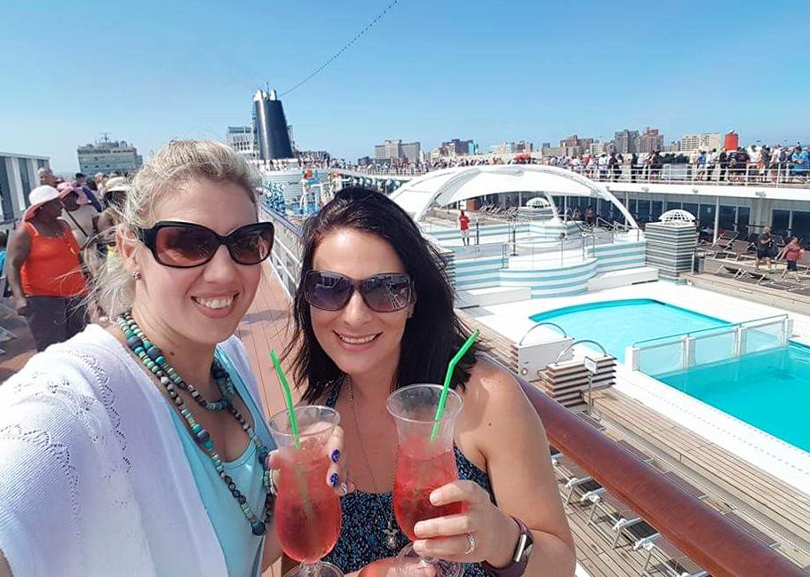 MSC local cruise